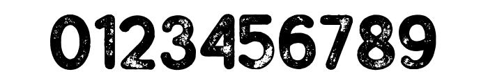 Adventure Island SansBoldPressed Font OTHER CHARS