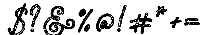 Adventure Island ScriptBoldPressed Font OTHER CHARS