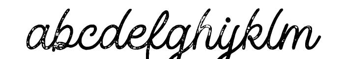 Adventure Island ScriptPressed Font LOWERCASE