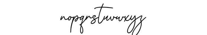 Aesthete Font LOWERCASE