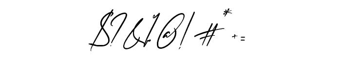 AfikaThuan Font OTHER CHARS