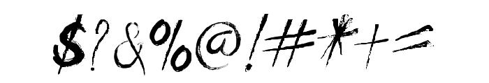 Againtsrefresh Font OTHER CHARS