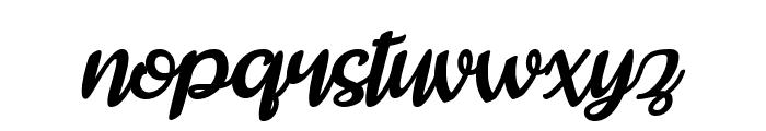 Agartha Font LOWERCASE