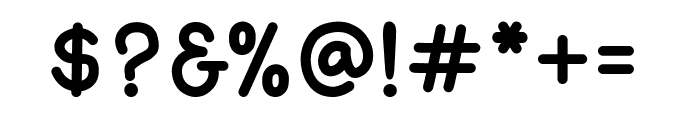 Agnella Font OTHER CHARS
