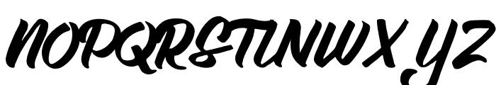 Aleena Font UPPERCASE
