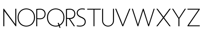 Aleon Font UPPERCASE