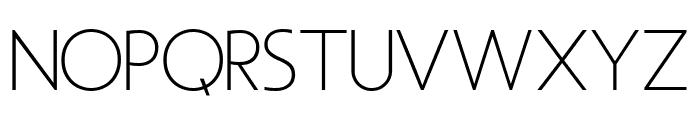 Aleon Font LOWERCASE