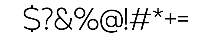 Aleonya Font OTHER CHARS