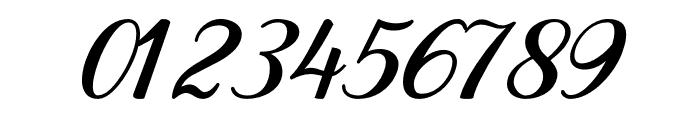 Alexandra-Italic Font OTHER CHARS