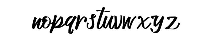 Allenattore Font LOWERCASE