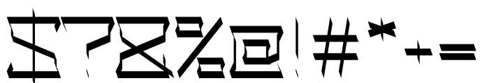 Amal regular Font OTHER CHARS