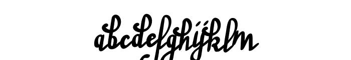 Amazing Love Font LOWERCASE