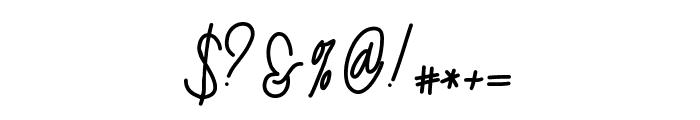 AmazingGrace Font OTHER CHARS