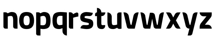 American Fox Font LOWERCASE