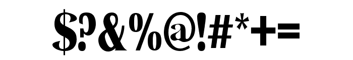 AmidalaFont-Regular Font OTHER CHARS