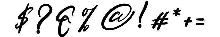 Ammaliya Font OTHER CHARS