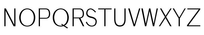 Anastasia light Font UPPERCASE