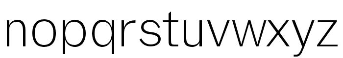 Anastasia light Font LOWERCASE