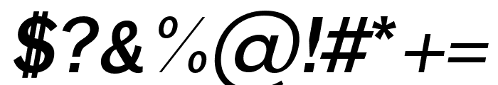 Anastasia regular-italic Font OTHER CHARS