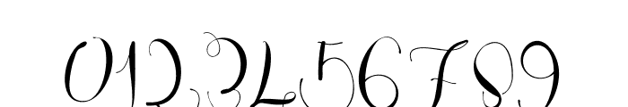 Anastasia Font OTHER CHARS