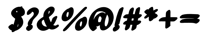 Andika Font Font OTHER CHARS