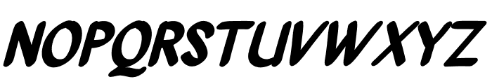 Andika Font Font UPPERCASE