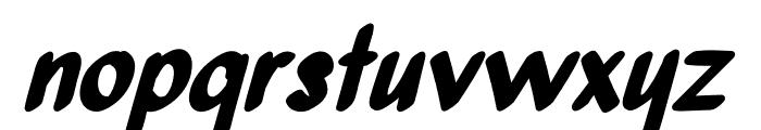 Andika Font Font LOWERCASE