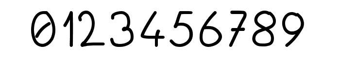 Andrei-NormalRegular Font OTHER CHARS
