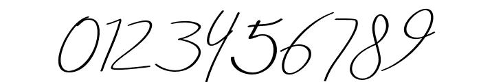 AneishaScriptitalic Font OTHER CHARS