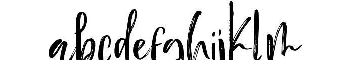 Anglerfish Font LOWERCASE