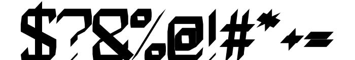 Anianus regular Font OTHER CHARS