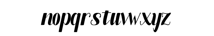 Annabelle Font LOWERCASE