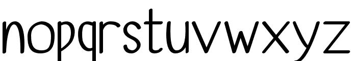 Anugrah Font LOWERCASE