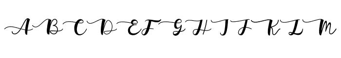 Ardelio Font UPPERCASE
