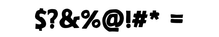 ArizonaBold-Bold Font OTHER CHARS