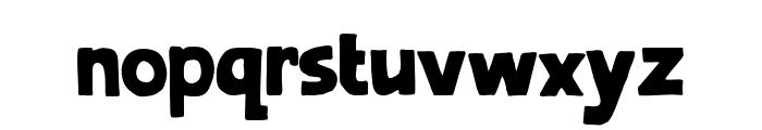 ArizonaBold-Bold Font LOWERCASE