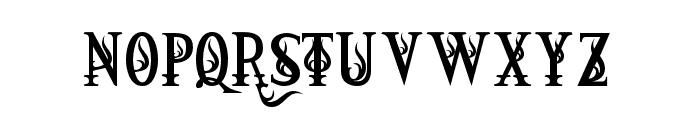 ArthouseAlt05 Font LOWERCASE