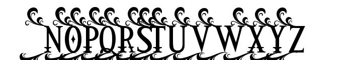 ArthouseAlt06 Font LOWERCASE