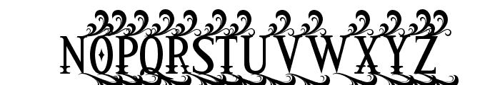 ArthouseAlt07 Font LOWERCASE