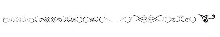 ArthouseOrnament02 Font LOWERCASE