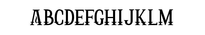 ArthousePro Font LOWERCASE