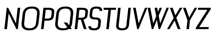 Artisan regular Font UPPERCASE