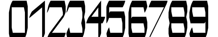 Arvandus regular Font OTHER CHARS