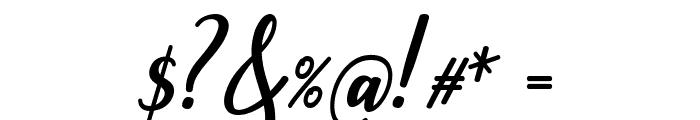 Ashburton Font OTHER CHARS