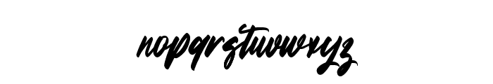 Astayfattony Font LOWERCASE