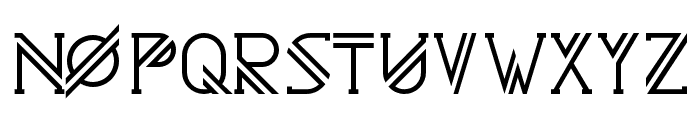 Astrobia Bold Font LOWERCASE