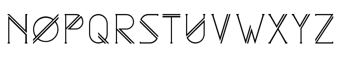 Astrobia Font LOWERCASE