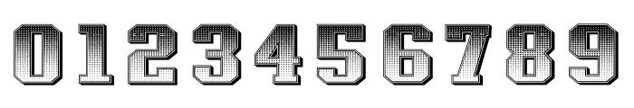 Athletica Regular Font OTHER CHARS