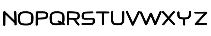 Attract regular Font UPPERCASE