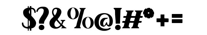 Author Junior Plain Regular Font OTHER CHARS